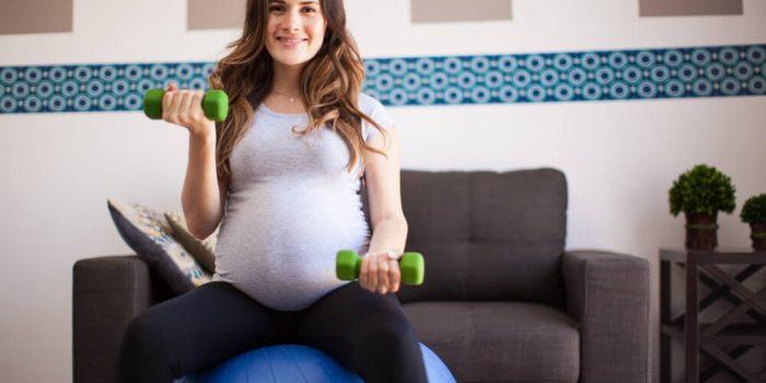 Los Ejercicios En El Embarazo Disminuyen El Riesgo De Cesárea