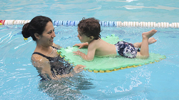 La Importancia De Nadar En Invierno Para Los Niños