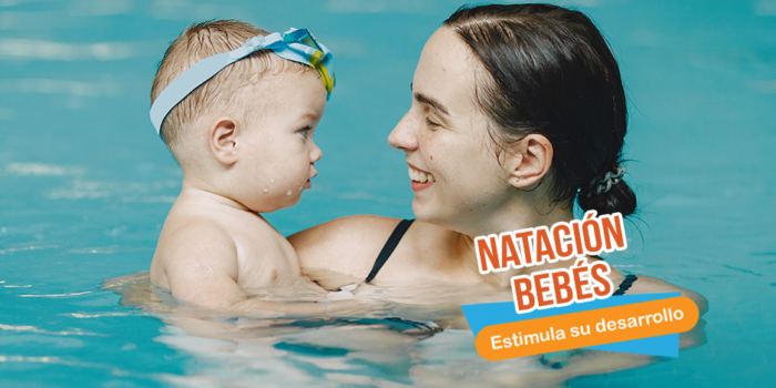 Clases De Natación Para Bebés